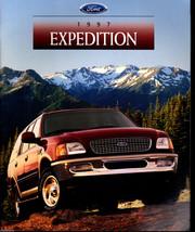 1997 FORD Expedition DEALER BROCHURE   XLT Eddie Bauer 28 Pages - $14.24
