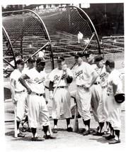 Jackie Robinson 1955 Dodgers 10 Vintage 8X10 BW Baseball Memorabilia Photo - $6.99