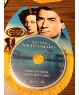Snows Of Kilimanjaro Dvd Movie - Brand New - $1.99