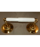 Allied Brass Two Post Toilet Tissue Holder - $30.00