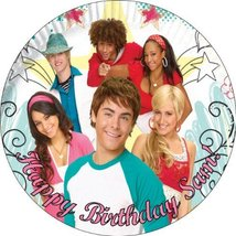 Single Source Party Supply - High School Musical Edible Icing Image #4 [... - ₹614.68 INR