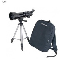 Celestron 21035 Travel Telescope Optical Hobby Scope Bird Star Watch 70m... - $194.46 CAD