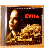 Evita: The Complete Motion Picture Soundtrack - Orig - $15.00