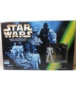 Star Wars Escape the Death Star Game exclusive action figures 2000 - £27.61 GBP