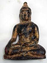 Very Rare! Holy Phra Chian Saen Gru Kao 300 Years Top Sacred Thai Buddha Amulets - $24.99