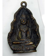 Very Rare! Holy Magic Ancient Phra Upa-Kut Top Sacred Thai Buddha Amulets - $24.99