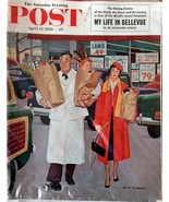 The Saturday Evening Post April 14, 1956 - FULL MAGAZINE - $19.79