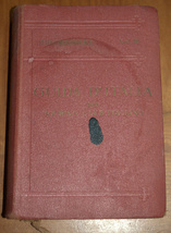 ITALIA Meridionale Southern Italy 1928 Travel Guide Maps Book 1st Edition HC image 11