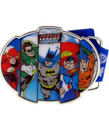Justice League of America jla Licensed Buckle B... - $18.00