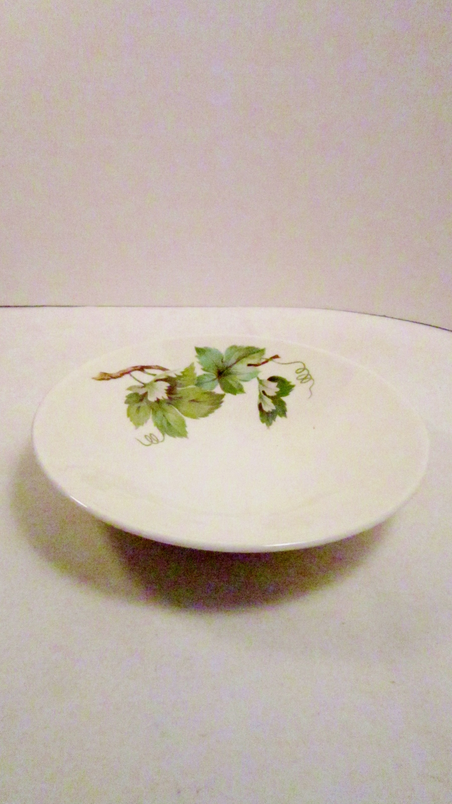 Edwin knowles grapevine pattern dessert or fruit bowl 01