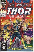 Marvel Thor Lot Issues #438, 495, & 500 Sif Balder Asgard Loki  Action A... - $5.95