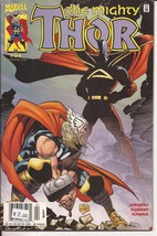 Marvel The Mighty Thor #34 Man Of Tomorrow Asgard Action Adventure - $1.95