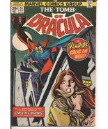 Marvel The Tomb Of Dracula #26 Vampire Horror Monster Action Adventure - $1.95