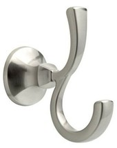 Delta Double Robe Hook Mandara Collection, Pivoting Brushed Nickel - $291.00