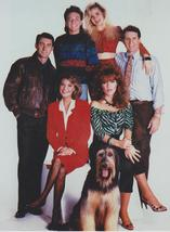 Married With Children Cast Ed O'Neill 9C Vintage 8X10 Color TV Memorabil... - $4.99