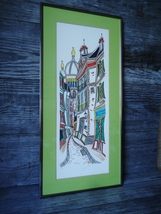 Limited Edition Lithograph by Famous Artist Tom... - $95.00