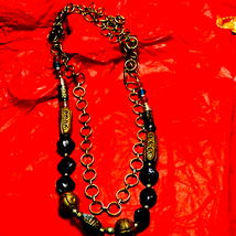Beautifully Handcrafted Vintage Necklace - $24.75