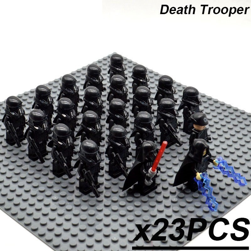 Primary image for 23pcs Star Wars Palpatine First legion Commander And Death troopers Minifigures