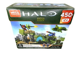 Halo infinity mega construx pro builders building box set 450 pcs new - $38.82