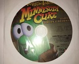 Veggie Tales:Minnesota Cuke and the Search for Samson's Hairbrush (DVD) NEW RARE