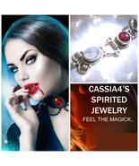 Haunted NECKLACE RARE SEDUCTRESS SEXY FEMALE VAMPIRE VESSEL MAGICK Cassia4  - $97.77