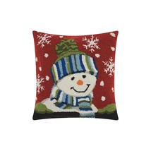 Nourison Snow Boy Decorative Pillow - $27.95