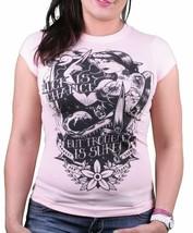 Famous Stars & Straps Fsas Chance Est Chance But Trouble Est Sure T-Shirt Nwt image 1