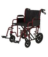 Large bariatric transport chair thumbtall