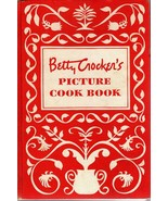 Betty Crocker Picture Cook Book 1950 First Edition Hardcover ( The Origi... - $114.14