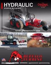 Golf Course Leaf / Debris Blower Hydraulics High Speed  - $8,658.00