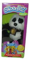 Skoodlez Panda KaChing Skoodiculous Story Machine Plush - $14.83