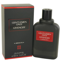 Gentlemen Only Absolute by Givenchy Eau De Parfum Spray 1.7 oz - $55.95