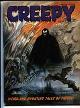 Creepy #5 1965-Frank Frazetta cover-Warren Horror Magazine VG - $27.74
