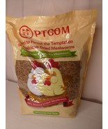 PTCOM Dried Mealworms 5 lbs - Great for Chickens, Fish, Reptiles, Etc - ... - $44.43