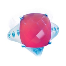Real Red Onyx Silver Ring Gift For Women Size 5,6,7,8,9,10,11,12 URO275 - $32.97