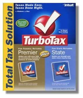 2004 TurboTax Premier Home & Business Federal + State [CD-ROM] Mac OS X / Win... - $197.99