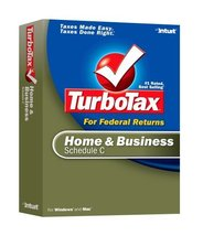 2006 TurboTax Home and Business Federal Win/Mac [OLDER VERSION] [CD-ROM]... - $98.99