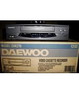 Dvk27n Vcr Player Video Player Recorder Vcr Vhs 4 Head - $98.99