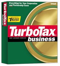 TurboTax Business 2002 [CD-ROM] Windows 98 / Windows 2000 / Windows Me /... - $197.99