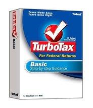 2006 Turbo Tax Basic Federal Win/Mac [Older Version] [CD-ROM] Windows Vista / ... - $14.84