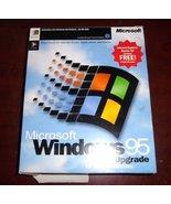 "*NEW* Microsoft Windows 95 Upgrade - 3.5"" Floppy Disk Version - Includes... - $49.49"