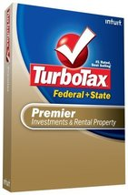 TurboTax Premier Federal + State + eFile 2008 [OLD VERSION] [CD-ROM] Windows ... - $29.69