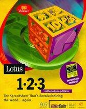123 Millennium Edition V9.5 [CD-ROM] Windows Nt / Mac / Linux / Unix / Window... - $98.99