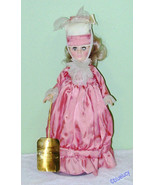 """EFFANBEE GRAND DAME SERIES FRANCOISE 11"""" With Tag & Stand - $12.95"""