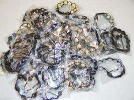 Wholesale40 Unisex Big Bead Mix Color Cz crystal Bracelet 12m Disco Ball - $277.15