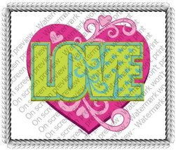 "3"" Round ~ Sweet Love Valentine's Day ~ Edible Image Cake/Cupcake Topper!!! - $8.54"