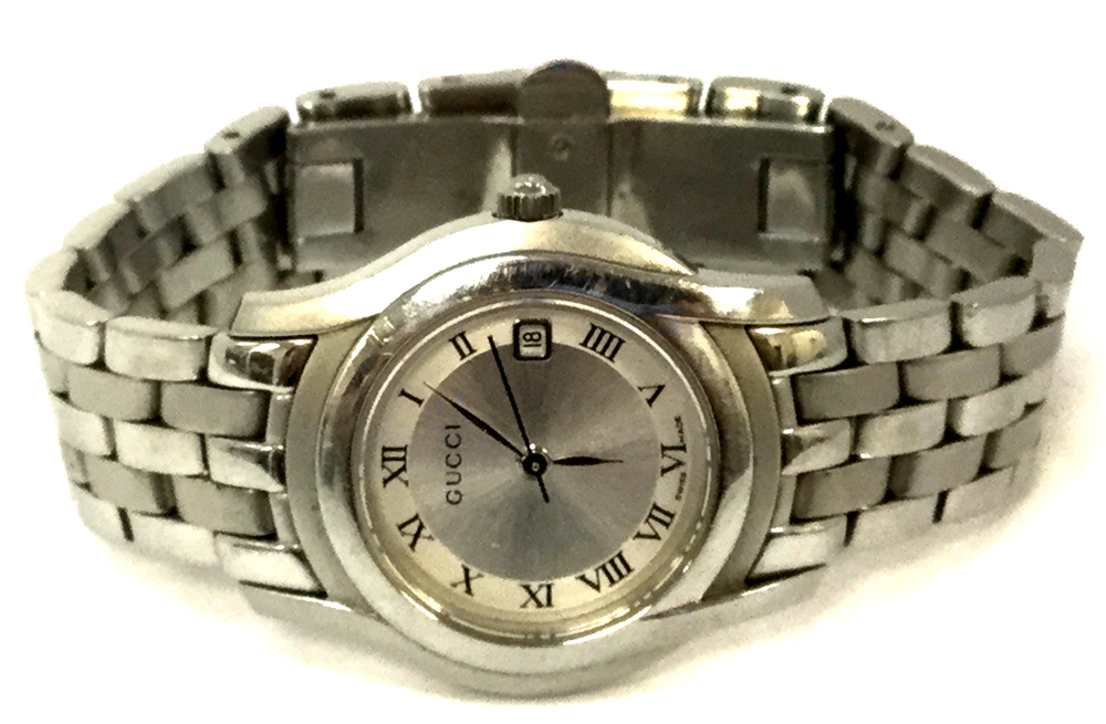 27960a165d6 Gucci Wrist Watch 5500l and 50 similar items. 000949401 lo a