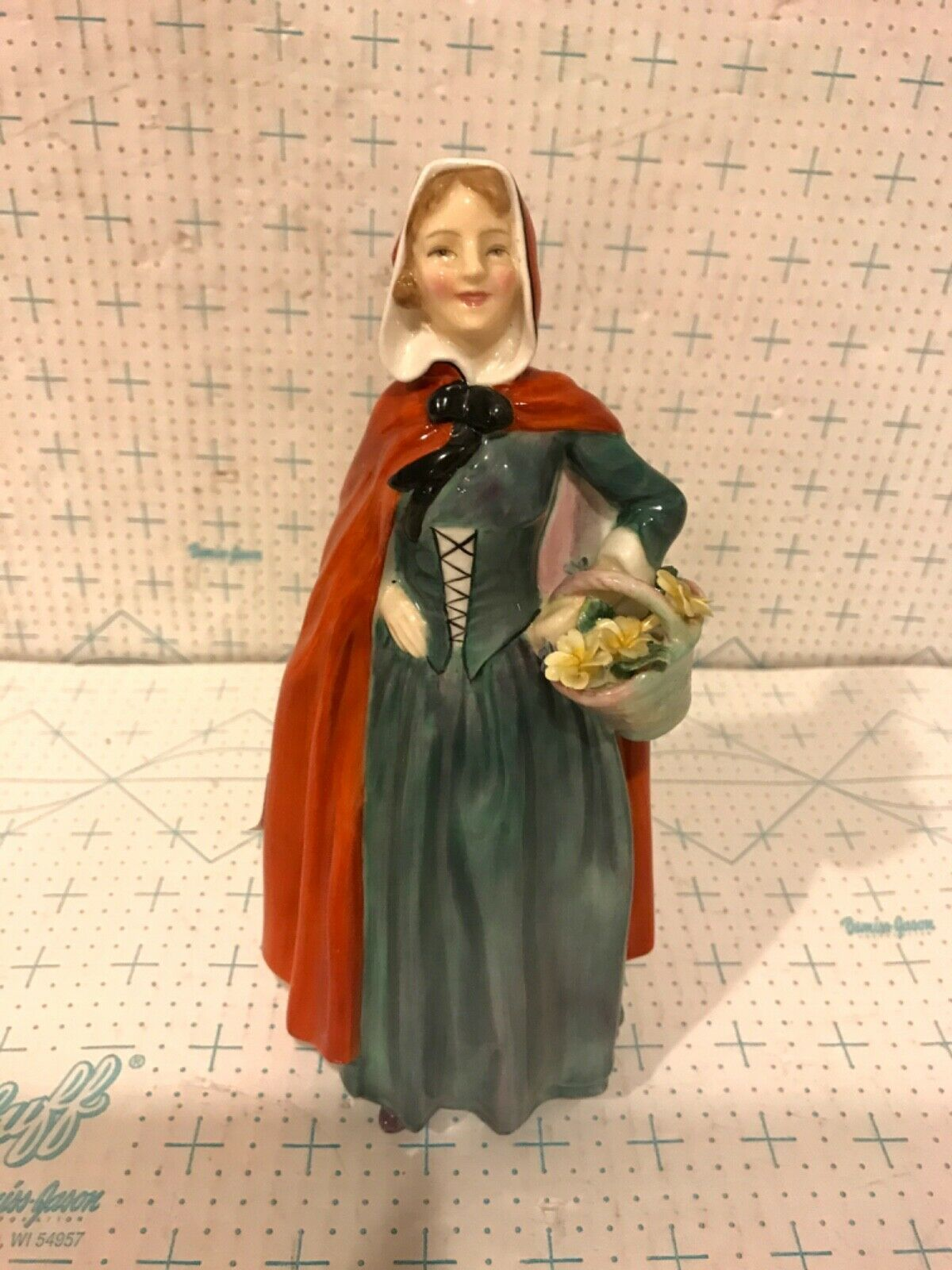 Royal Doulton Porcelain Figurine HN2032 Jean