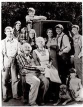 The Waltons Richard Thomas Michael Learned Vintage 8X10 BW TV Memorabili... - $5.99
