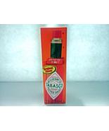 New Tabasco Original Flavor Hot Pepper Sauce 2 fl. oz Bottle With Box  - $3.00